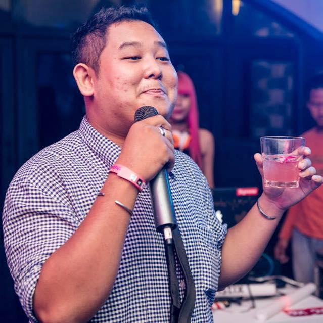 Comedy shows off track in Phnom Penh, Cambodia