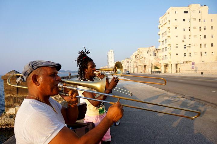 musicians havana