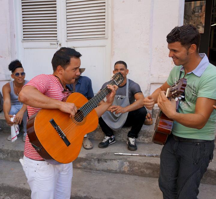live music havana