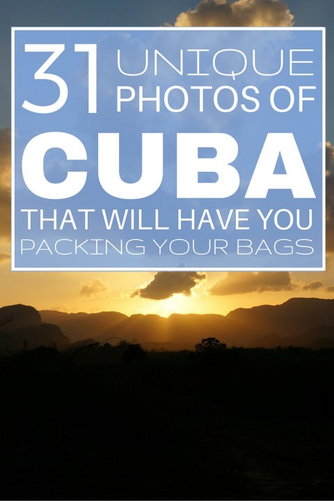 31 Unique Photos of Cuba That Will Have You Packing Your Bags