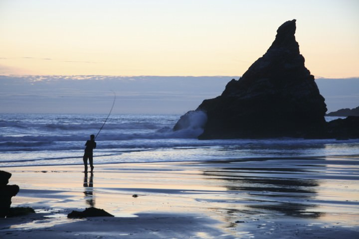 Cornwall fishing