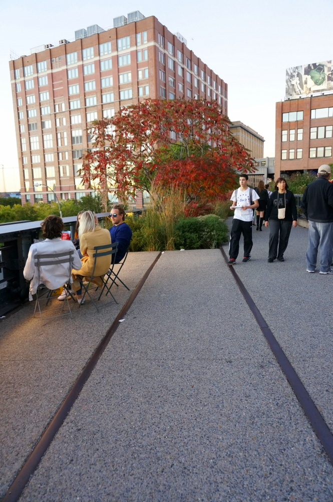the highline in new york