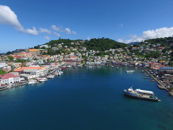 travel to grenada st georges