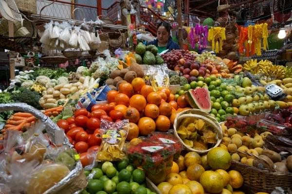 guanajuato fruit market