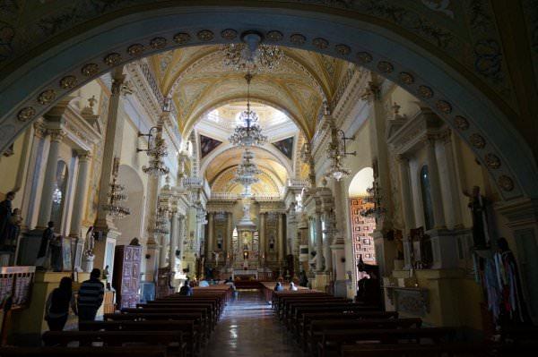 church guanajuato