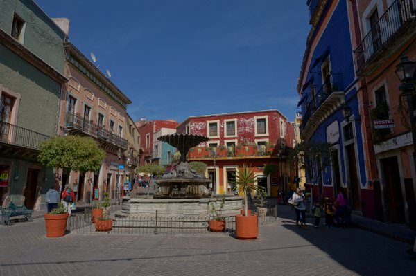 Baratillo plaza guanajuato