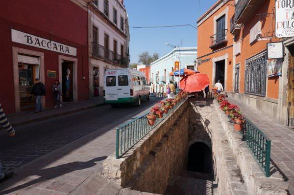 streets guanajuato
