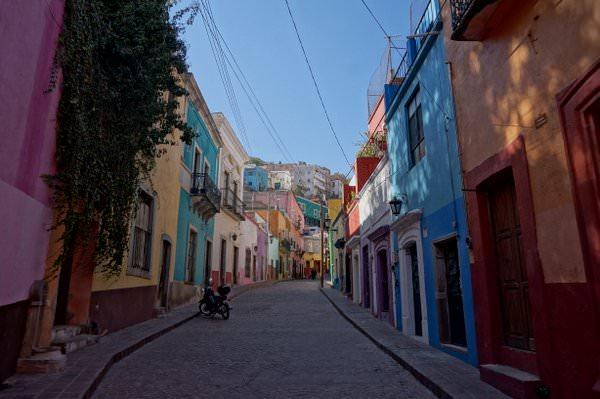 guanajuato streets