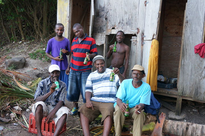 people of grenada