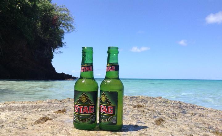 stag beer grenada