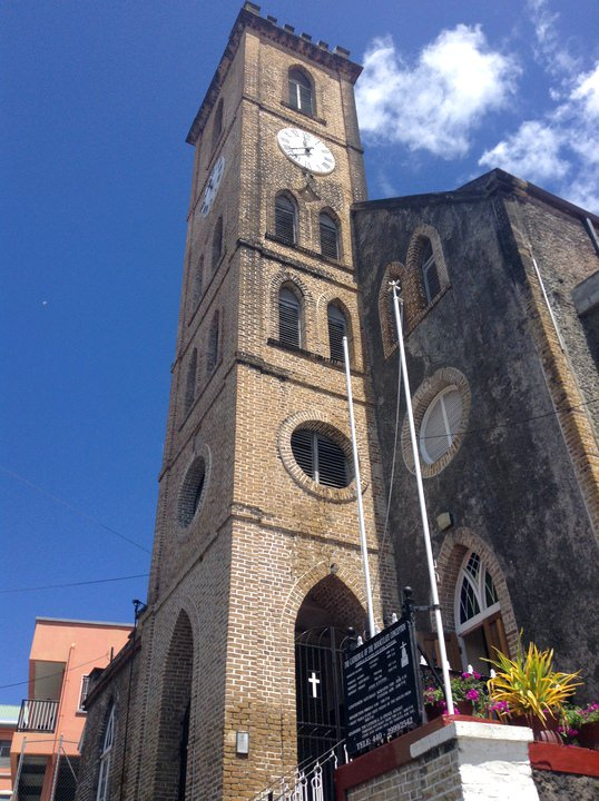 travel to st georges grenada
