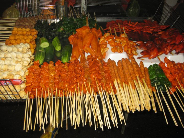 street food in southeast asia budget