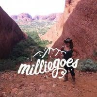 MillieGoes Logo