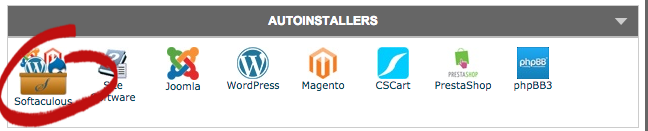Install WordPress Create a Blog