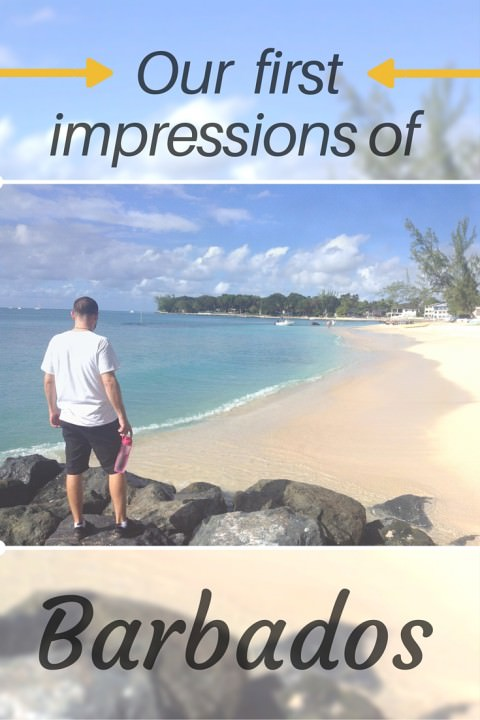 Our first impressions of Barbados (1)