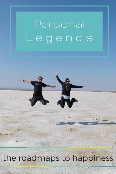 Personal Legends- The Roadmaps to Happiness