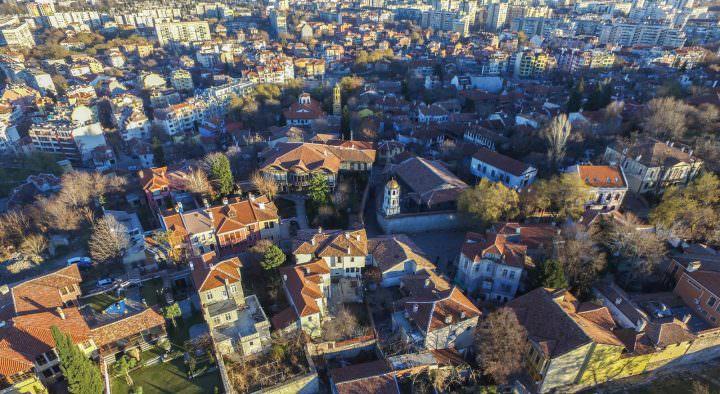 backpacking europe plovdiv