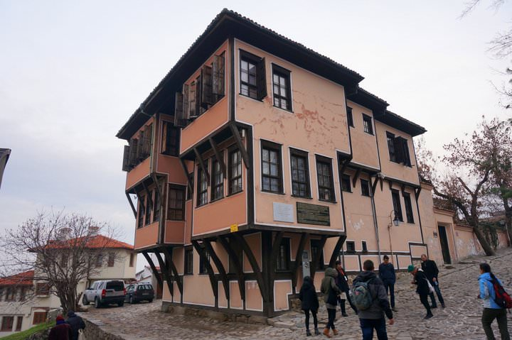 travel to plovdiv bulgaria walking tour