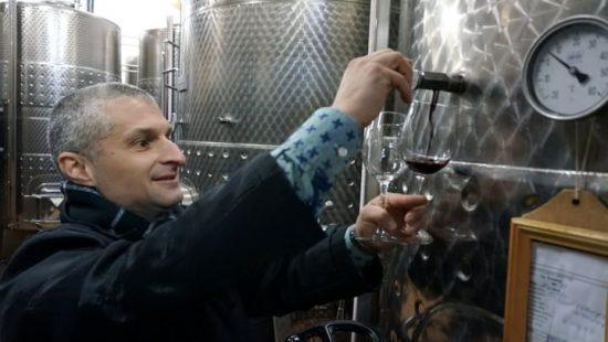 wine tour in plovdiv