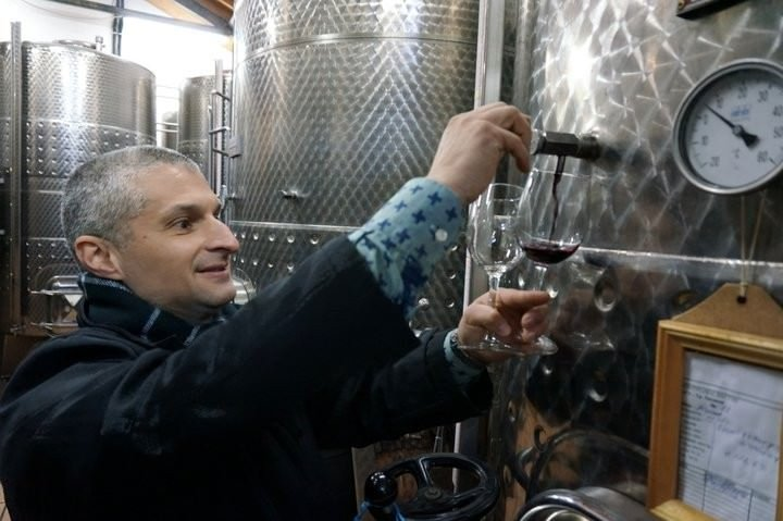 Wine Tour Bulgaria