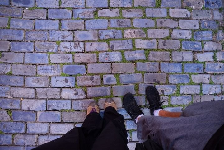 san juan puerto rico cobblestone streets
