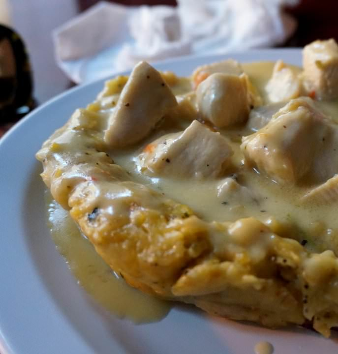 what to eat in puerto rico chicken mofongo