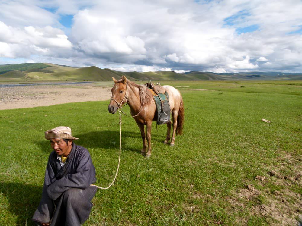 travel to mongolia trekking