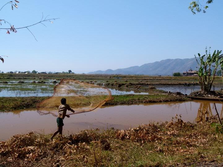 travel to inle lake myanmar