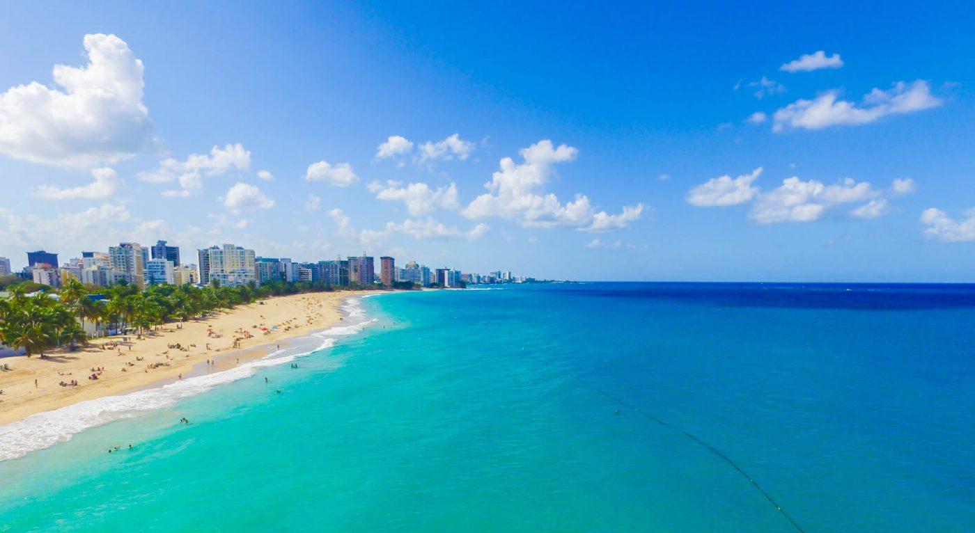 travel to ocean park beach in puerto rico