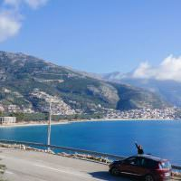 travel to albania rent a car