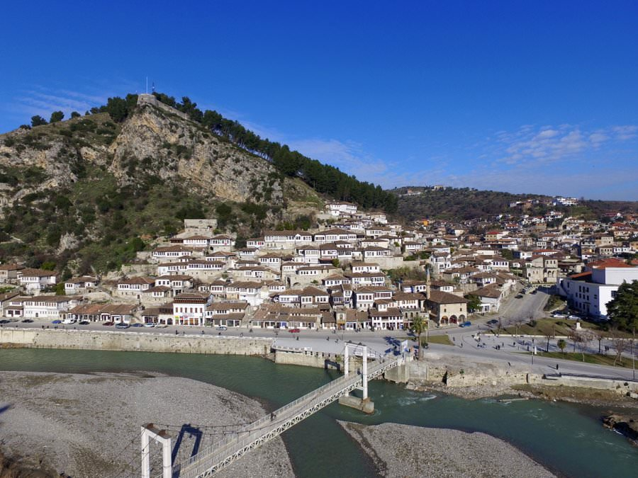 travel to berat albania