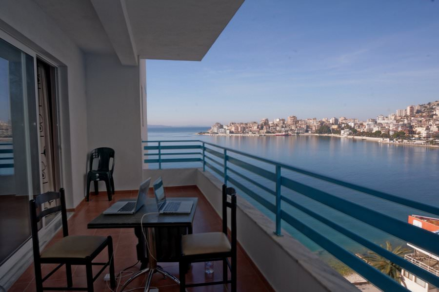 apartment in saranda albania travel