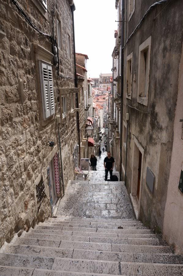 dubrovnik croatia old town