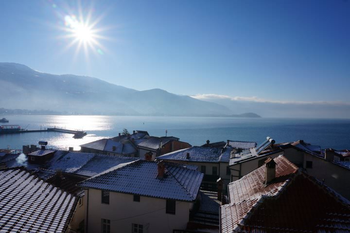 where to stay lake ohrid mal sveti kliment