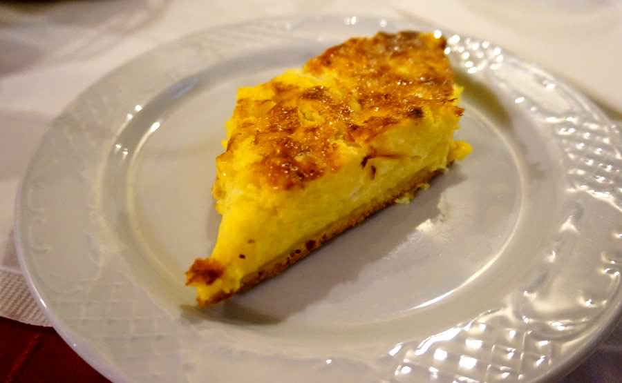 byrek mangalemi albania food
