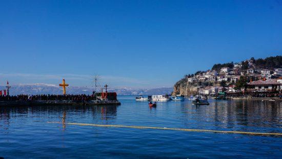 GoatLife TV Episode 70 - Celebrating Epiphany on Lake Ohrid, Macedonia