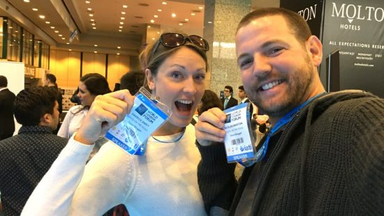 world tourism forum speakers badges