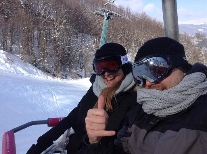 skiing mavrovo macedonia