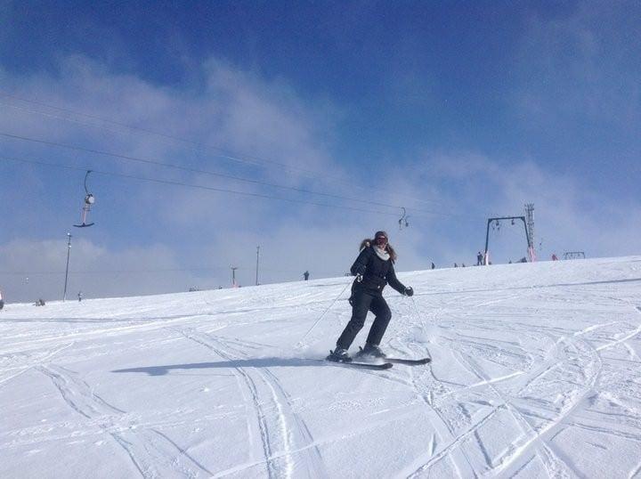 skiing in macedonia