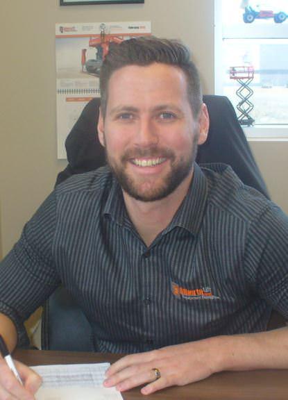 Justin Wharton-President & CEO
