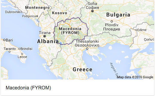 Macedonia (FYROM)
