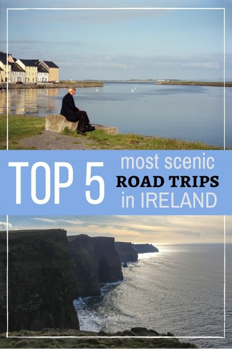 Top 5 Most Scenic Road Trips in Ireland