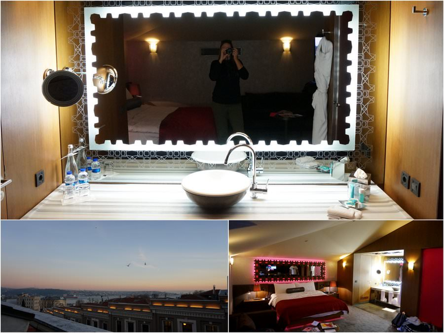 the w hotel in istanbul