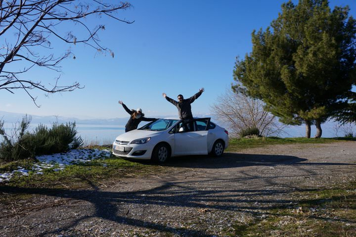 road trip through macedonia