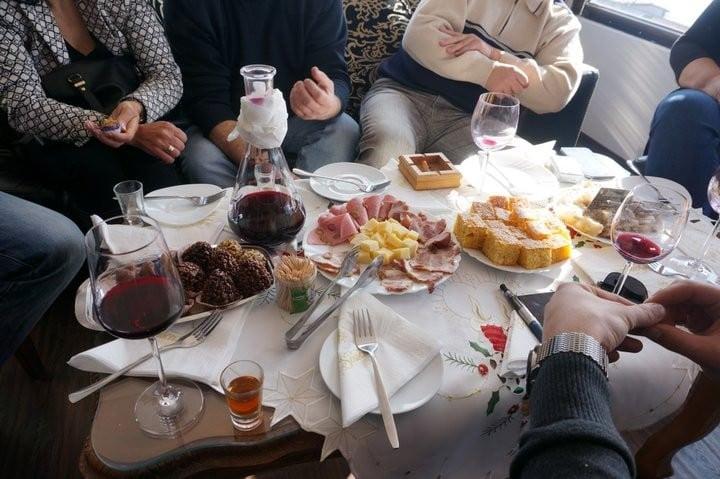 travel macedonia food