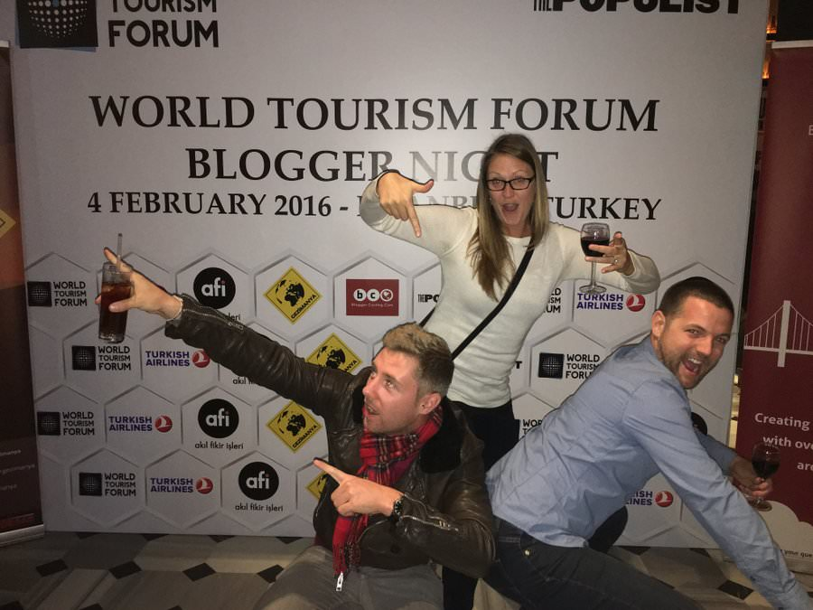 travel bloggers world tourism forum
