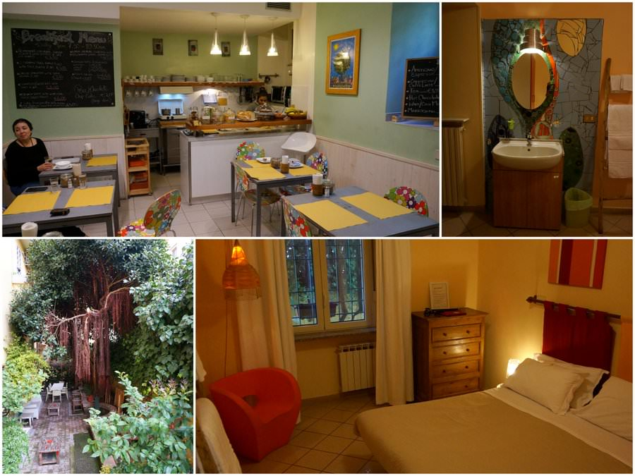 where to stay in rome the beehive hostel