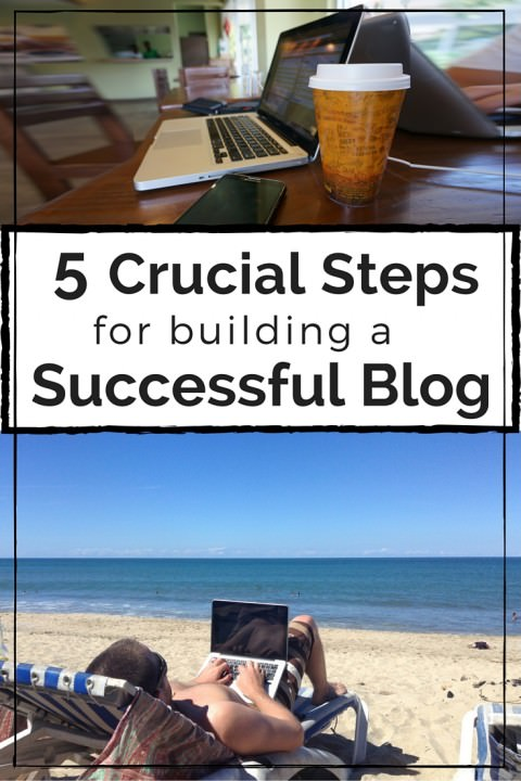 5 Crucial Steps For Building a Successful Blog (1)