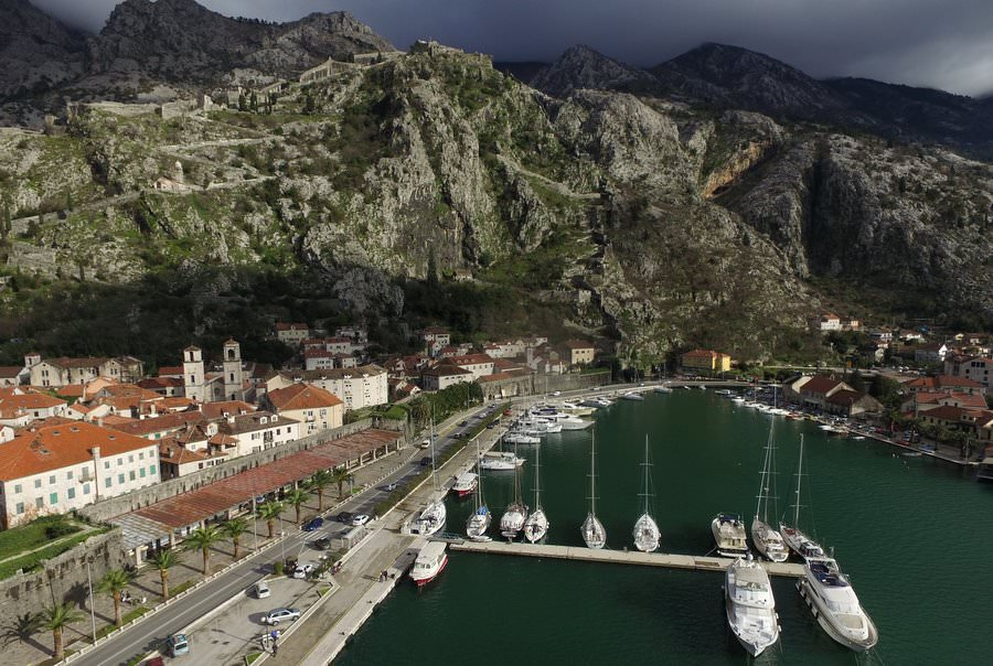 travel to kotor montenegro