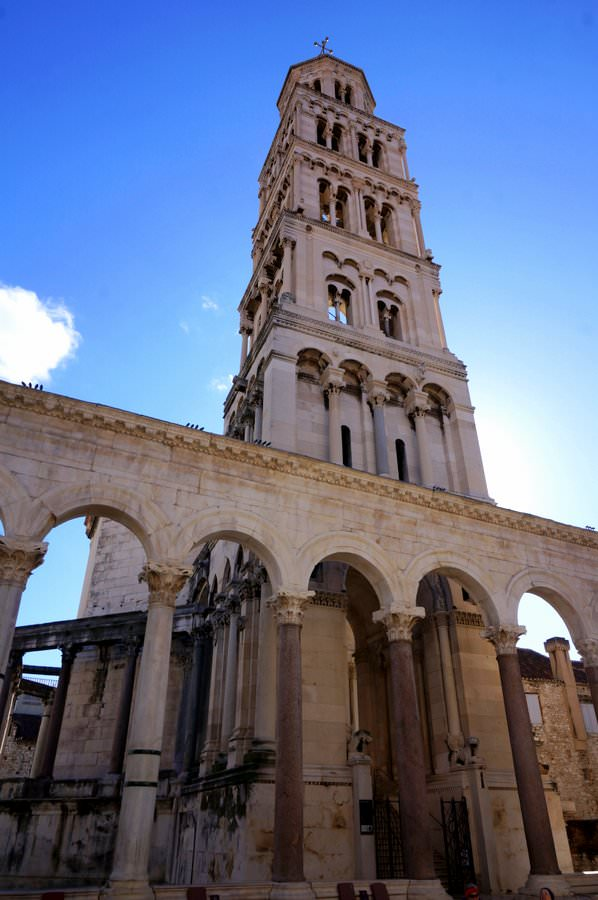 what to do in split croatia visit cathedral st. domnius